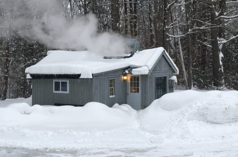 Maple Syrup Sugar Shack